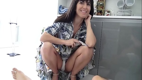 Hot Mature With Fringe Fucks Her Son Thumb