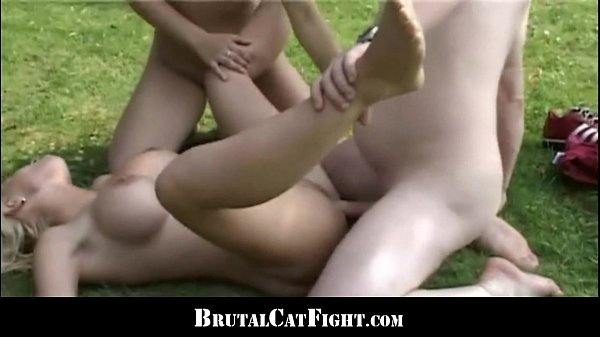 Angry wife spanks her hubby bitchy mistress Thumb