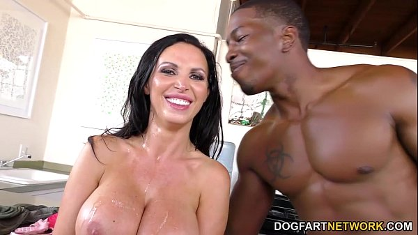Nikki Benz gets assfucked by BBC Thumb