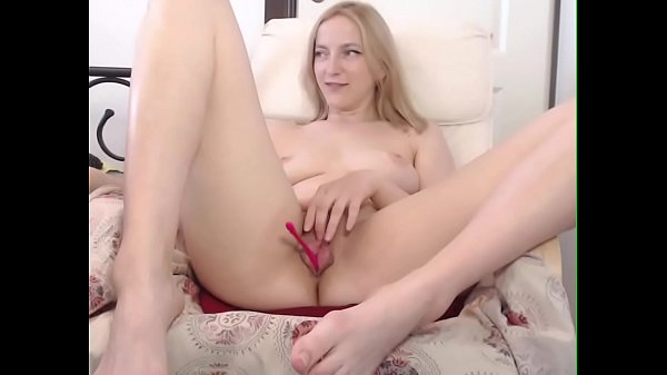 Northern European blonde with perfect lips Thumb