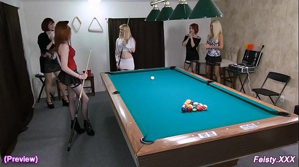 Kinky Billiards 10min Preview - Feisty.XXX Thumb