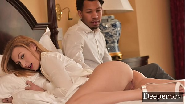 DEEPER. Business trip Becomes Ultimate Fantasy For Alexa Grace