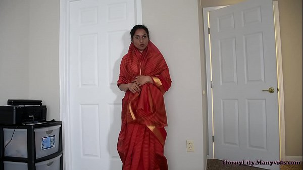 Horny Indian mother and son in law having fun Thumb