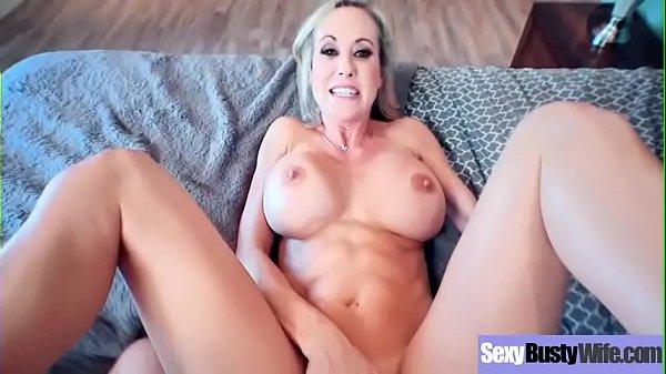 Naughty Sexy Wife (Brandi Love) With Big Juggs Enjoy Hard Sex vid-04 Thumb