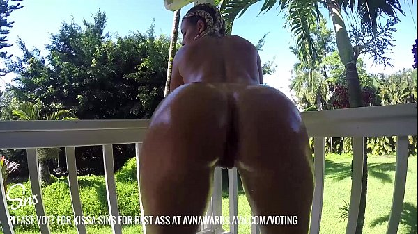 The Most Epic Ass in Porn - Kissa Sins Thumb