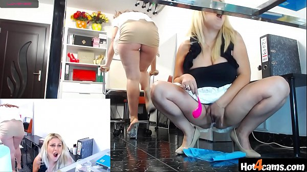 Secret duo ass and pussy dance with squirt on paper towels | WATCH ME NOW on blondikva.hot4cams.com