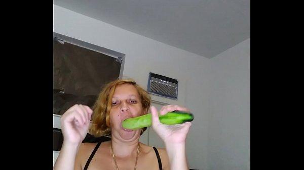 Ass Double cucumber