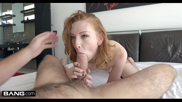 Rammed - Redhead Katy Kiss gets her tight pussy pounded Thumb