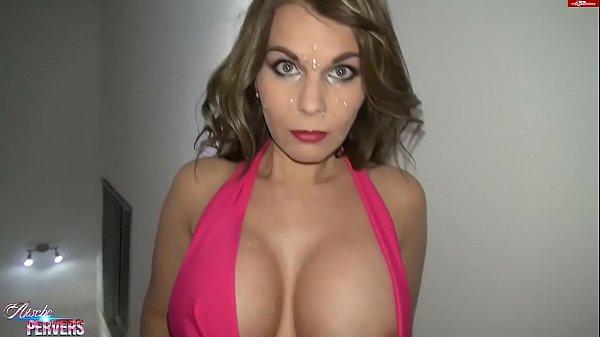 sucking cock of the german goddess aische pervers