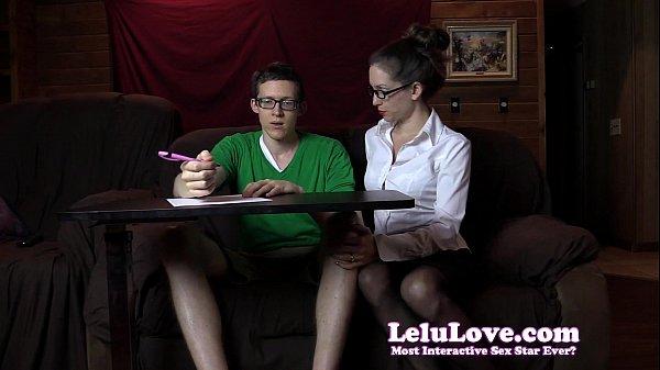 Amateur female tutor seduces sucks and fucks her student Thumb