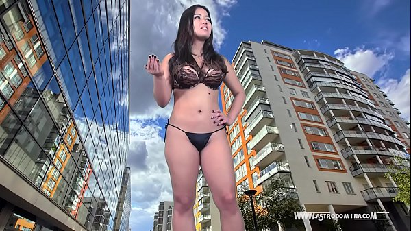 Giantess World Domination Teaser