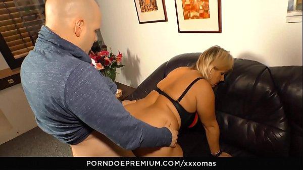 AMATEUR EURO - Mature Big Fat Ass Blondie Kiki R&period