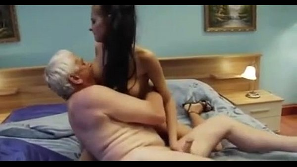 Grandfather Fucking not his Big Titted Young Granddaughter Thumb