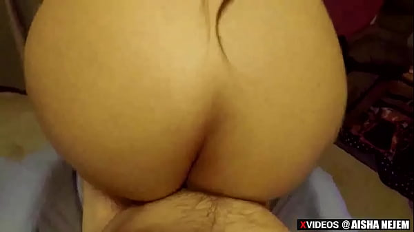 WHITE WHORE RIDING REVERSE COWGIRL