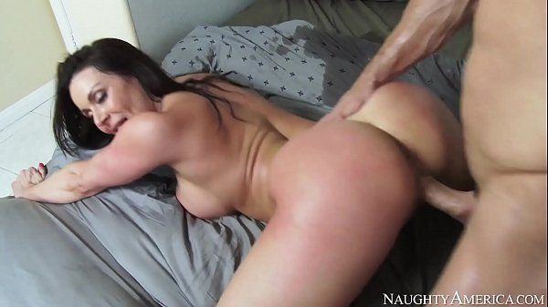 Naughty America - Find Your Fantasy Kendra Lust fucking in the bedroom