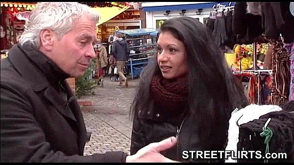 StreetFlirts.com amateur porn casting