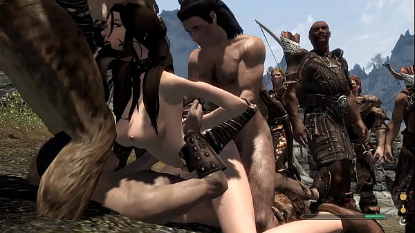 Skyrim Bandit - Forced and Sold Thumb