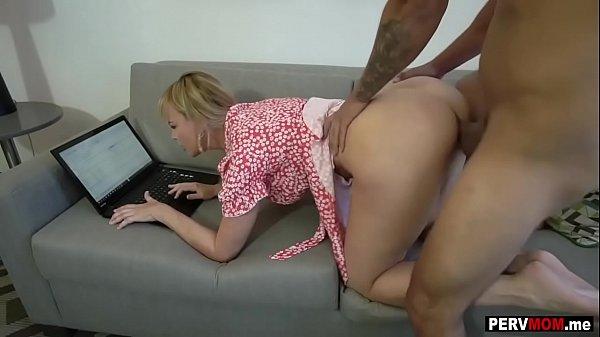 Cazzo mamma guardando porno storia
