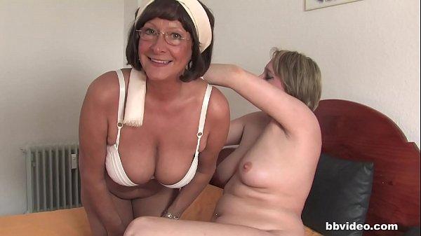 German lesbians licking their twats in 69