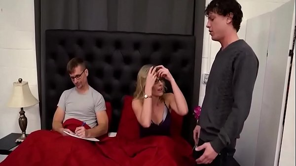 Cory Chase Mommy not letting step son go to college because she needs daily sex