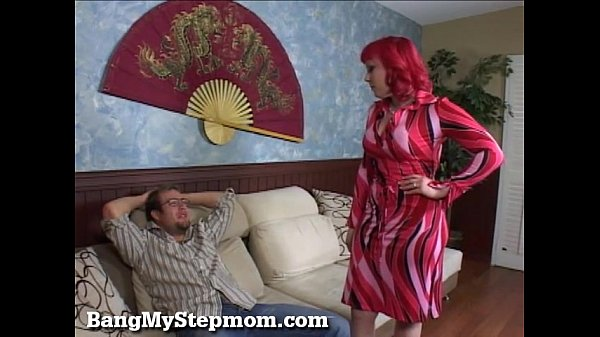Slutty Stepmom Fucks Her Stepson! Thumb