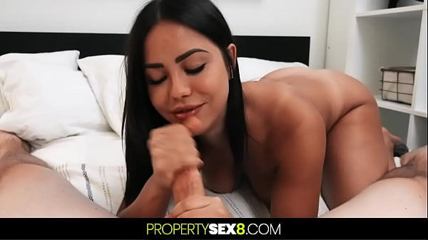 Alina Lopez Has A Crush On Her Landlord Lures Him Into Sex Thumb