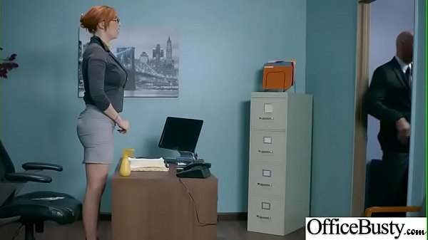 Hard Sex Tape In Office With Big Round Tits Sexy Girl (Lauren Phillips) video-16 Thumb