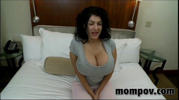 Big tit milf video
