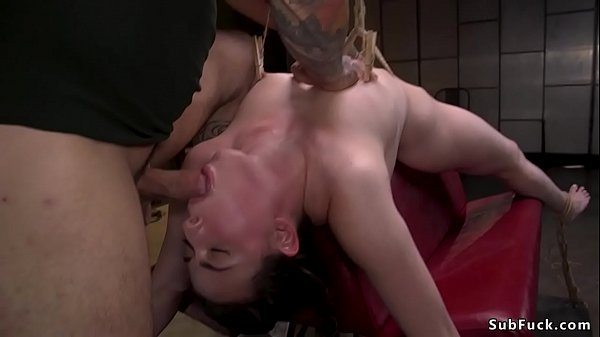 Big ass brunette whipped and spanked