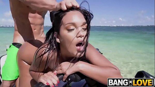 Alina Belle Deserted Island Fuck