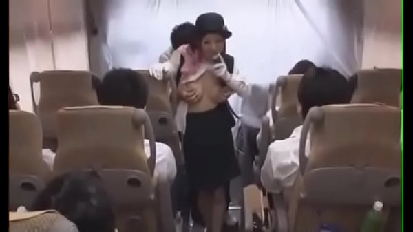 Giving a Creampie to a Bus Tour Guide with Big Tits