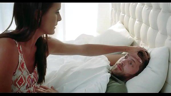 Hot mom helps son cum headache