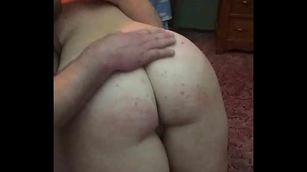 Naughty slut milf wife receives her first otk bare ass spanking Thumb