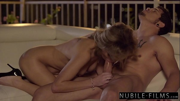 Backyard Boning With Blonde Babe Pristine Edge S18:E1
