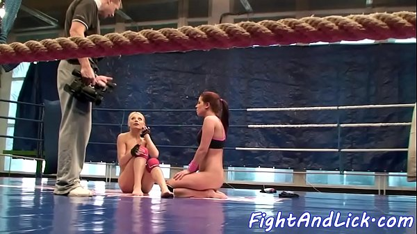 Hairy granny pussy wrestling