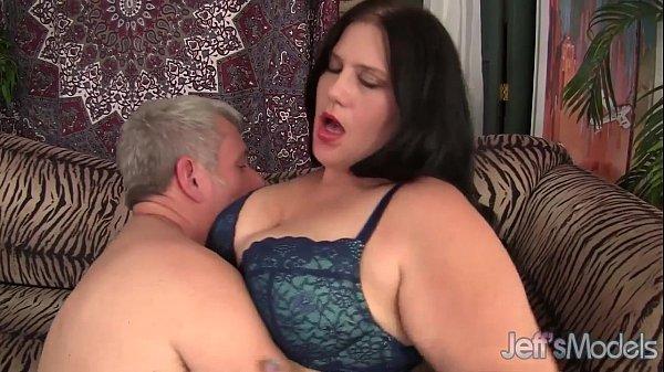 Beautiful BBW Becky Butterfly loves riding fat dicks. Thumb