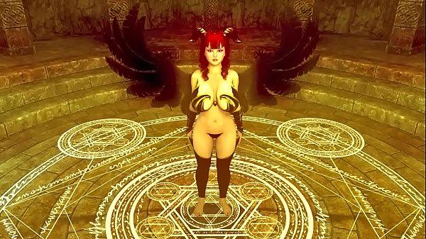 Parhelia Porn The Demon Lord's Daughter!