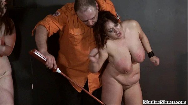 Bbw slaves electro bdsm and three crying submissive mercilessly tortured Thumb