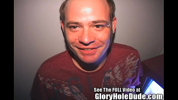 Skyler is Horny as Hell At The Local Gloryhole