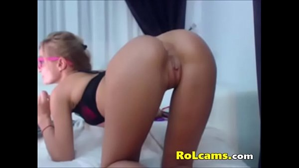Cute Looking Teen With Nice Hot Ass On Webcam Thumb