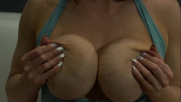 My Big Fake Tits Turn You Into a Horny Pervert