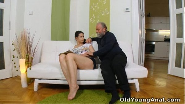 Old young Anal