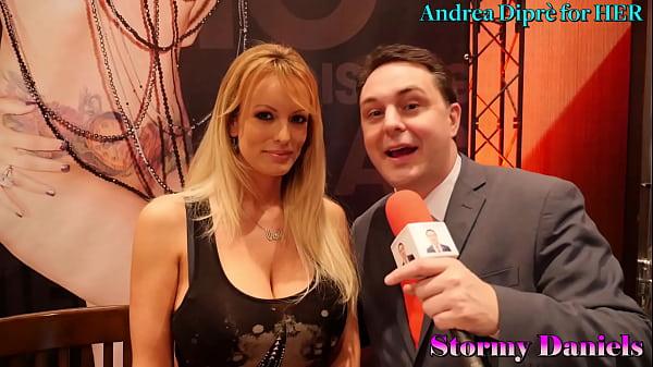 Porn meeting between Stormy Daniels and Andrea Diprè Thumb