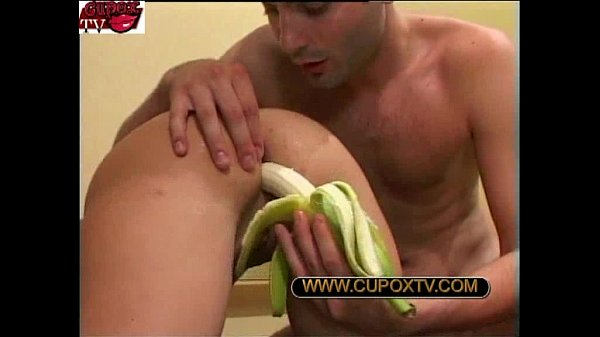 Pussy vegetables in Vegetable Insertion