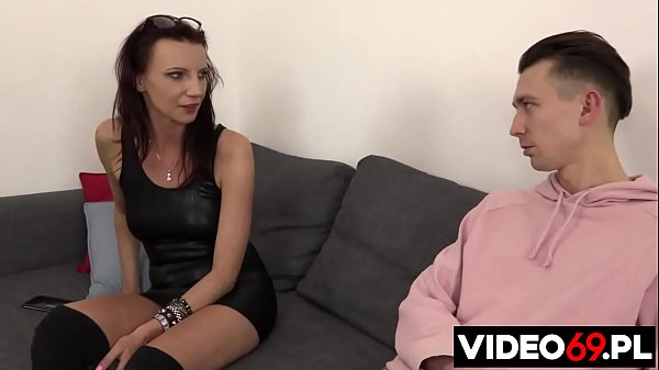 Polish porn - Another meeting with next door MILF
