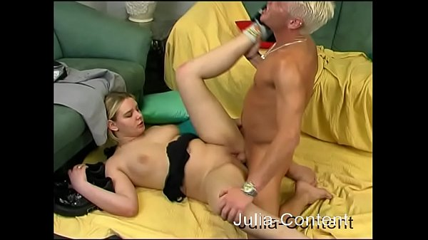 Blonde Assistent fucked Thumb
