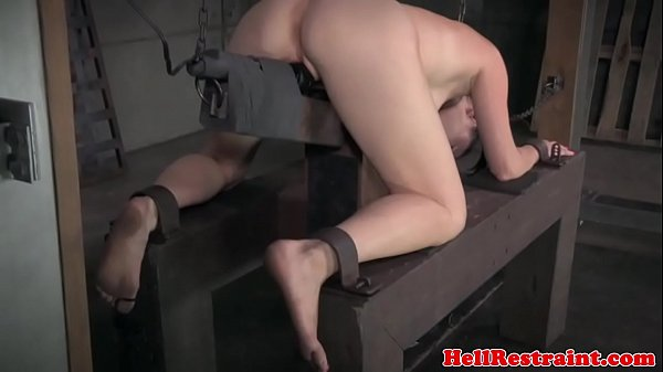 Pussyclamped submissive disciplined Thumb