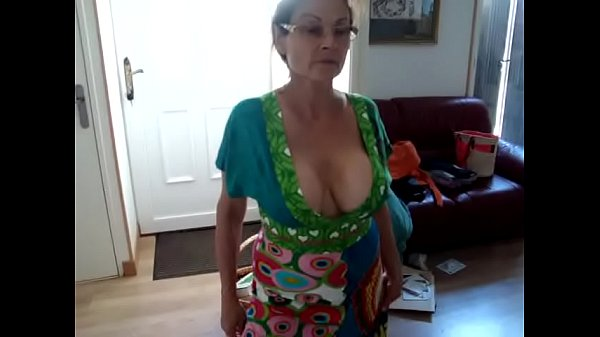 mature try a sexy dress