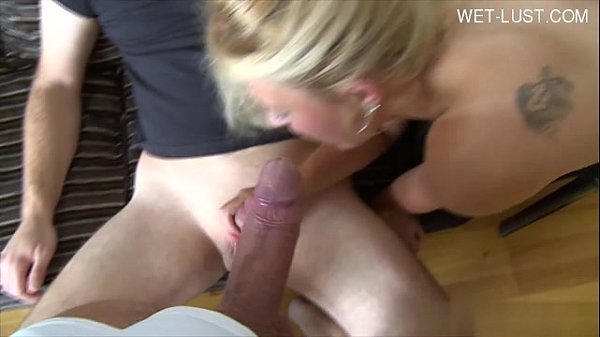 Busty amateur home anal