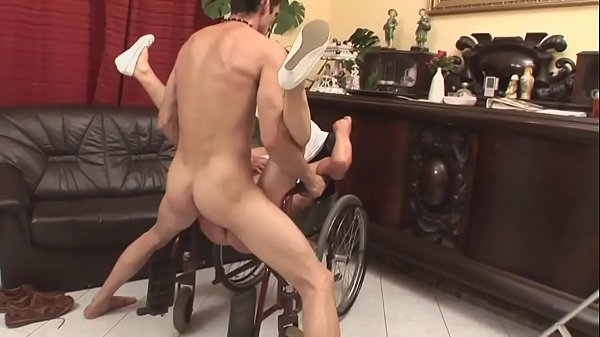I penetrated my grandmother's old pussy while I...